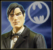 New BRUCE WAYNE custom