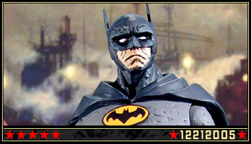 New Custom: Mike Mignola BATMAN