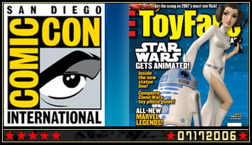 ICP at San Diego Comic Con & in the latest ToyFare
