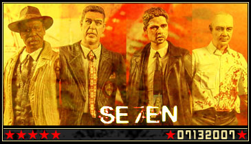 New Customs: SE7EN Movie Figures
