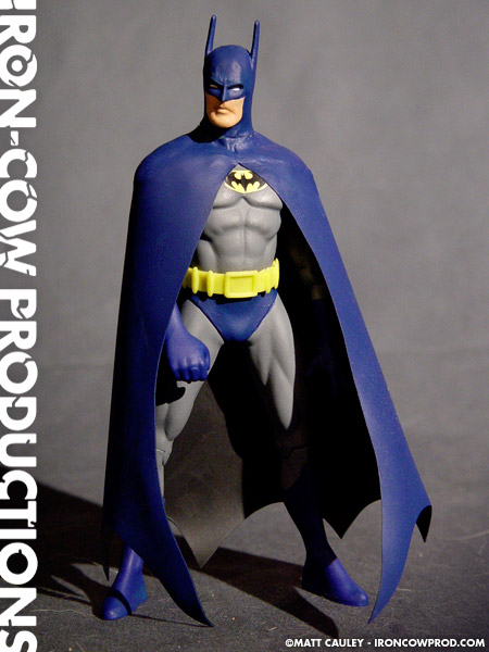 Iron Cow Productions 187 Batman Inspired By The Artwork Of
