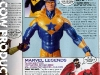 Booster Gold - Custom Action Figure by Matt 'Iron-Cow' Cauley as seen in ToyFare #122