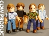 Death Cab For Cutie - Custom Action Figures by Matt \'Iron-Cow\' Cauley
