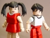 The White Stripes - Custom Action Figures by Matt \'Iron-Cow\' Cauley