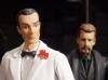 James Bond 007 (Dr. No)  - Custom action figure by Matt 'Iron-Cow' Cauley