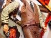 Detective Somerset ( Morgan Freeman ) SE7EN Movie - Custom action figure by Matt \'Iron-Cow\' Cauley
