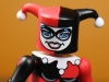 DC Wave1: Harley Quinn Minimate Design (Control Art Only) - by Matt 'Iron-Cow' Cauley