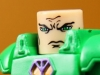 DC Wave1: LEX LUTHOR Minimate Design (Control Art Only) - by Matt \'Iron-Cow\' Cauley