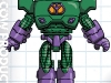 DC Wave1: LEX LUTHOR Minimate Design (Early Concept Art) - by Matt \'Iron-Cow\' Cauley