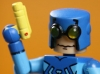 DC Wave2: Blue Beetle Minimate Design (Control Art Only) - by Matt \'Iron-Cow\' Cauley