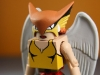 DC Wave5: Hawkgirl Minimate Design (Control Art Only) - by Matt \'Iron-Cow\' Cauley