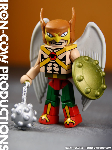 DC Minimates Series 5 Hawkman