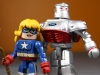 DC Wave 6: S.T.R.I.P.E. Minimate Design (Control Art Only) - by Matt \'Iron-Cow\' Cauley