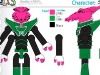 DC Wave 8: Salaak Minimate Design (Early Concept Art) - by Matt \'Iron-Cow\' Cauley