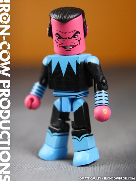 DC Minimates Series 8 Sinestro