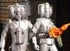 Cybermen Mk IV - Custom Action Figure by Matt 'Iron-Cow' Cauley