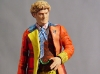 The Sixth Doctor - Custom DOCTOR WHO Action Figure by Matt 'Iron-Cow' Cauley