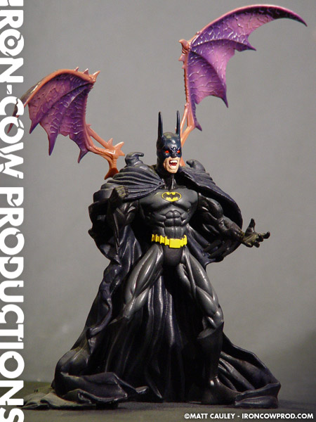 Iron Cow Productions 187 Batman Bloodstorm Vampire