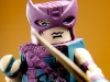 Marvel: Hawkeye Minimate Design (Control Art Only) - by Matt \'Iron-Cow\' Cauley