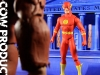THE FLASH - Custom CHALLENGE OF THE SUPER FRIENDS Justice League action figure by Matt Iron-Cow Cauley