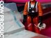 Biggs Darklighter X-Wing Pilot Custom Vintage Kenner Star Wars Action Figure by Matt Iron-Cow Cauley