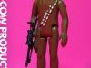 Chewbacca Custom Vintage Kenner Star Wars Action Figure by Matt Iron-Cow Cauley