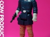 Han Solo Hoth Echo Base Custom Vintage Kenner Star Wars Action Figure by Matt Iron-Cow Cauley