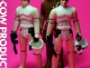 Han Solo Stormtrooper Disguise Custom Vintage Kenner Star Wars Action Figure by Matt Iron-Cow Cauley