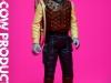 Horn Head Bom Vimdin Custom Vintage Kenner Star Wars Action Figure by Matt Iron-Cow Cauley