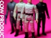 Imperial Technicians Custom Vintage Kenner Star Wars Action Figure by Matt Iron-Cow Cauley