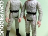 Imperial Technicians Custom Vintage Kenner Star Wars Action Figure by Matt Iron-Cow Cauley WORK IN PROGRESS