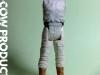 Luke Skywalker Dagobah Training Custom Vintage Kenner Star Wars Action Figure by Matt Iron-Cow Cauley WORK IN PROGRESS