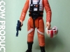 Luke Skywalker X-Wing Pilot Removable Helmet Custom Vintage Kenner Star Wars Action Figure by Matt Iron-Cow Cauley WORK IN PROGRESS