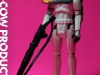 Imperial Tatooine Stormtrooper Sandtrooper Custom Vintage Kenner Star Wars Action Figure by Matt Iron-Cow Cauley