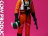 Wedge Antilles X-Wing Pilot Custom Vintage Kenner Star Wars Action Figure by Matt Iron-Cow Cauley