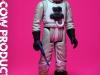 Y-Wing Pilot Custom Vintage Kenner Star Wars Action Figure by Matt Iron-Cow Cauley