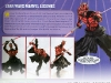 ToyFare Magazine Shirtless Darth Maul ( Ray Park ) Star Wars Episode I Phantom Menace - Custom action figure by Matt 'Iron-Cow' Cauley - Featured in ToyFare #108