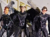 Angel (X2: X-Men United)  - Custom action figure by Matt \'Iron-Cow\' Cauley