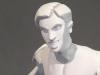 Iceman (X-Men Evolution)  - Custom action figure by Matt \'Iron-Cow\' Cauley