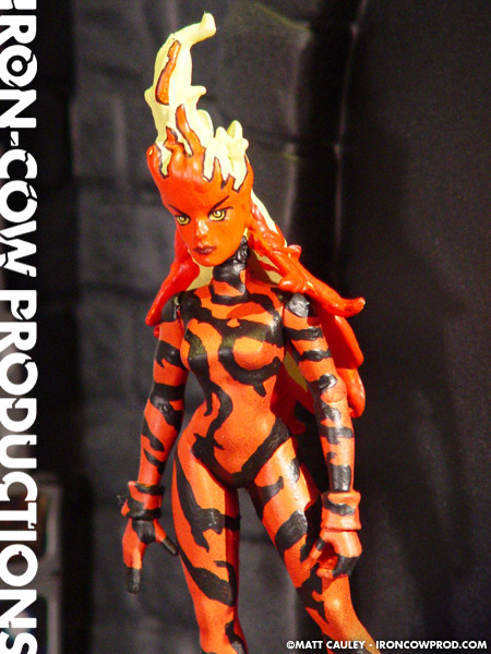 X Men Magma Iron-Cow Productions &...