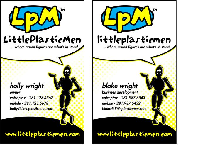 LPM Business Cards
