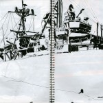 "U.S.S. INTREPID SKETCHBOOK by Matt 'Iron-Cow' Cauley - ""Battleship"""