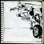 "U.S.S. INTREPID SKETCHBOOK by Matt 'Iron-Cow' Cauley - ""Fighter Craft"""