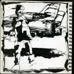 "U.S.S. INTREPID SKETCHBOOK by Matt 'Iron-Cow' Cauley - ""Fighter Craft 2"""