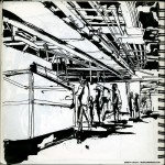 "U.S.S. INTREPID SKETCHBOOK by Matt 'Iron-Cow' Cauley - ""Interior"""