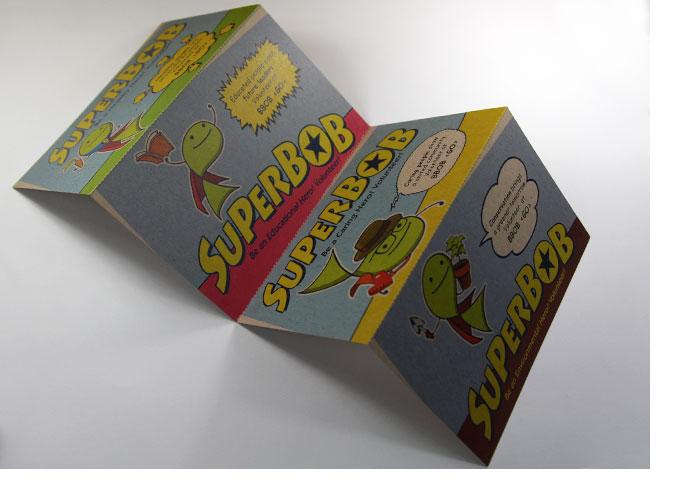 SuperBOB Postcards 2