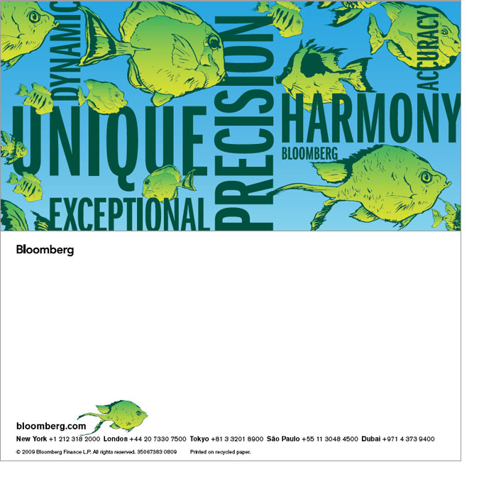 Harmony Postcards 2