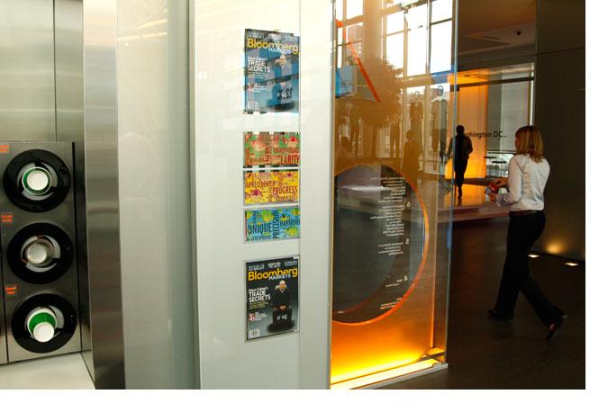Postcards Display