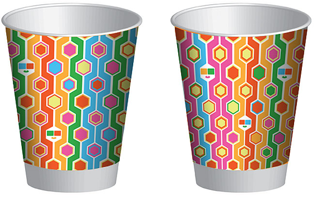 Compostable Cups (Mockup)