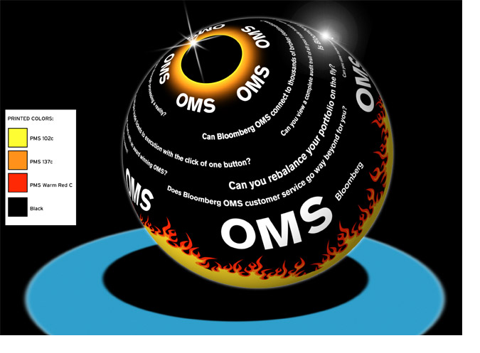 OMS 8-Ball (Top View)
